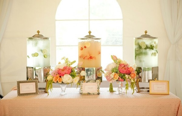 Wedding Wednesday: Brunch Wedding - events to CELEBRATE!