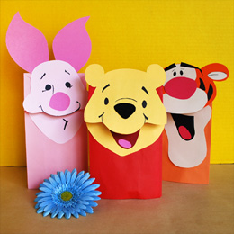 pooh-paper-bag-puppets-craft-photo