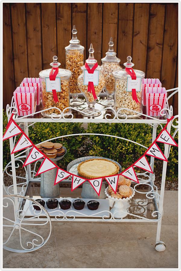 Ten Fabulous Dessert Bars - events to CELEBRATE!