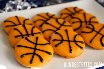 Basketball-Cookies