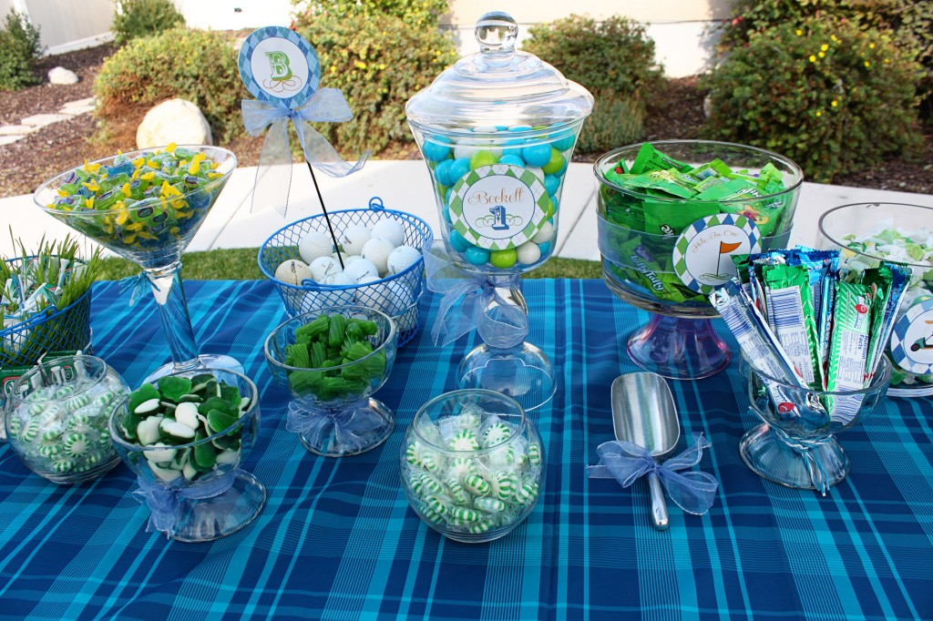Golf Birthday Party Ideas