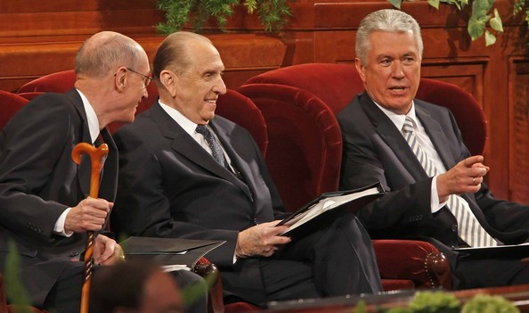 general conference - president monson