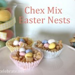 Chex Mix Easter Nests Recipe