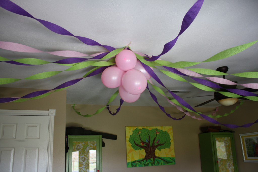 Easy Party decor