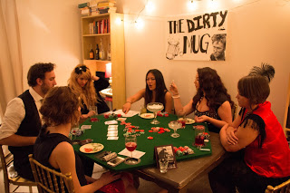 Poker Night Bachelorette Party