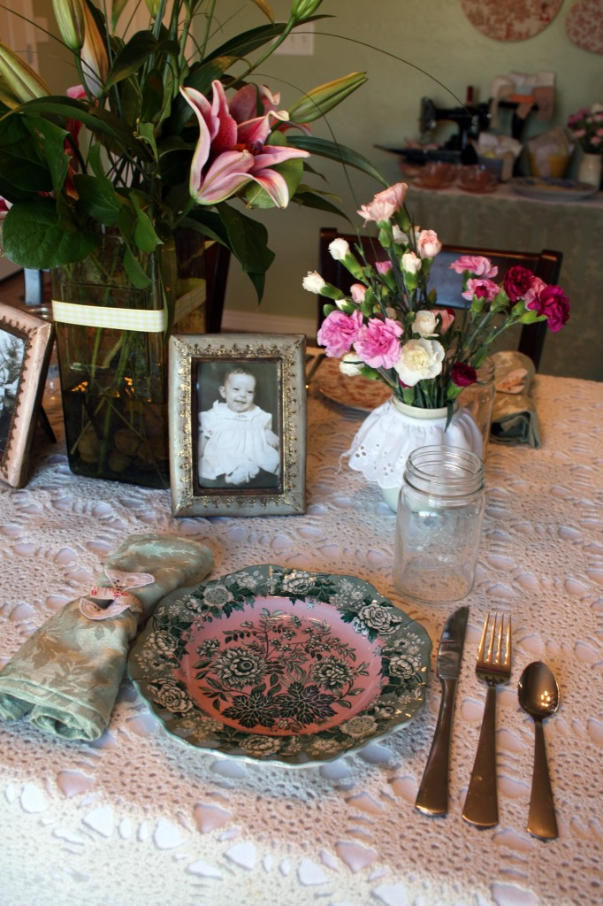 Brunch table decor 2