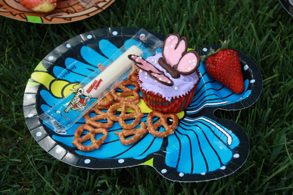 Fairy Party food