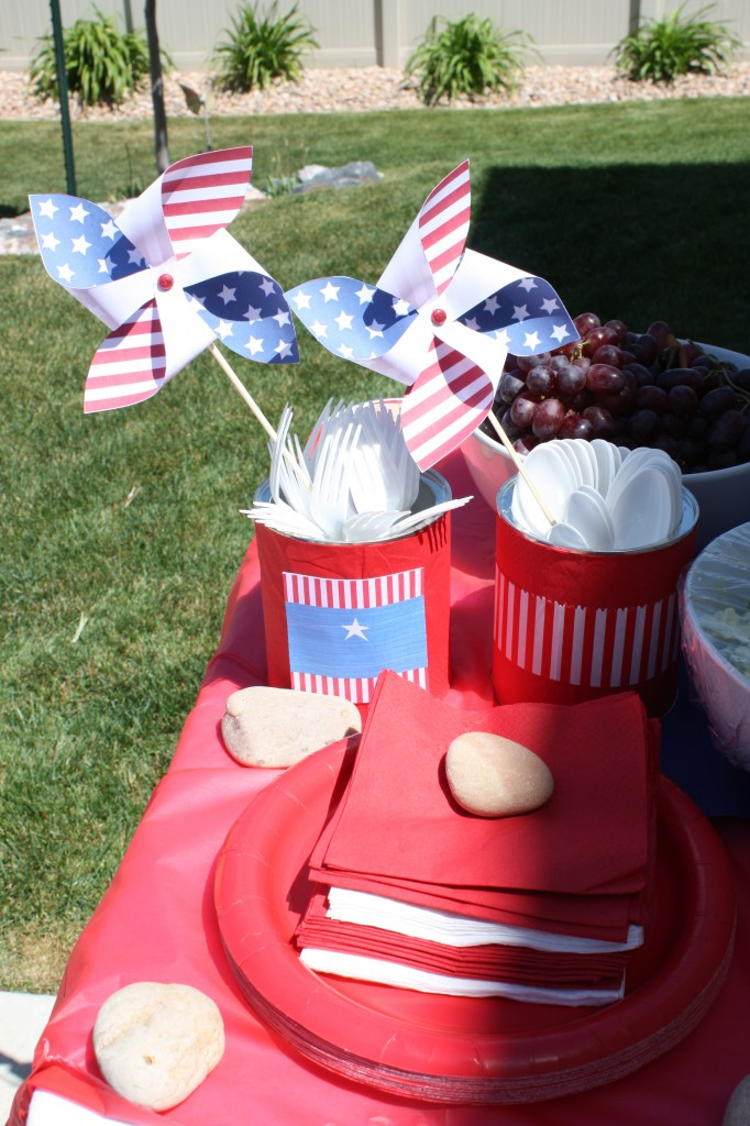 4th of July DIY Decorations