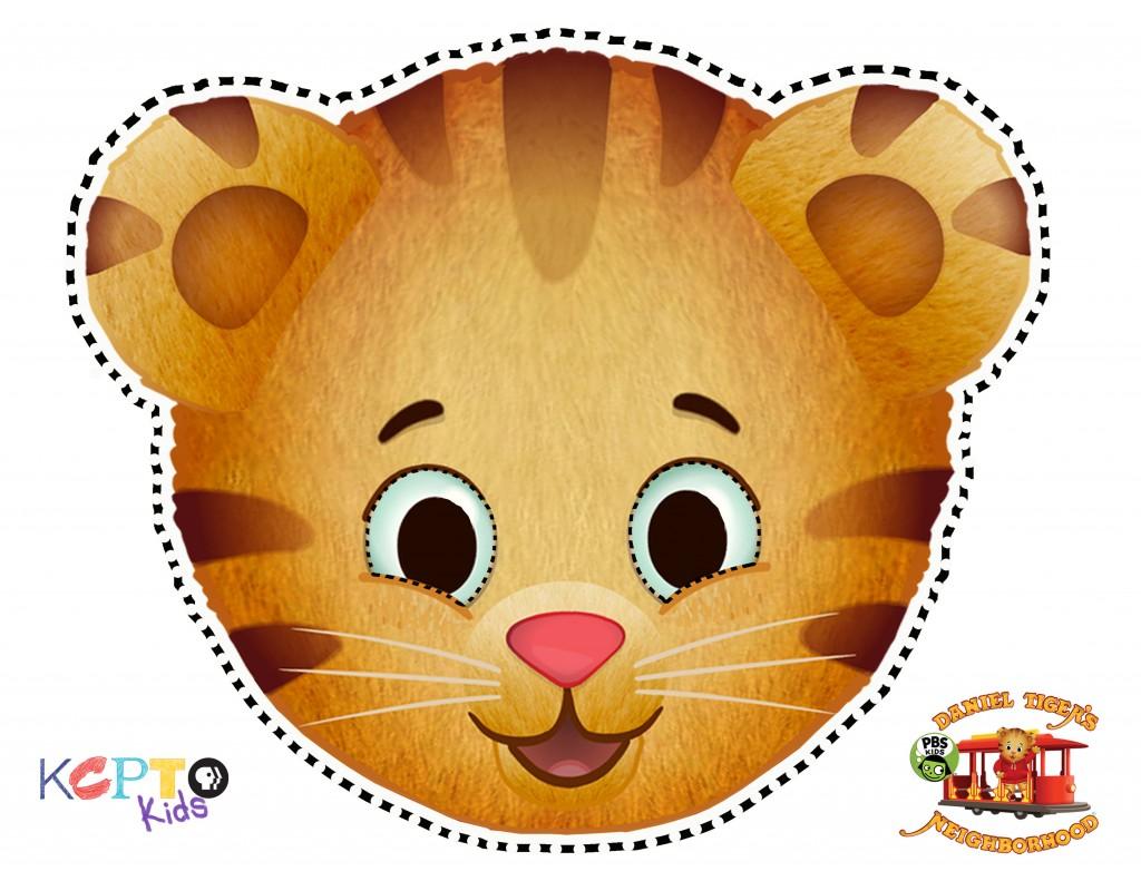 Daniel Tiger Birthday Crafts