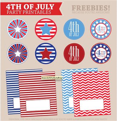 Free Patriotic Printable 2