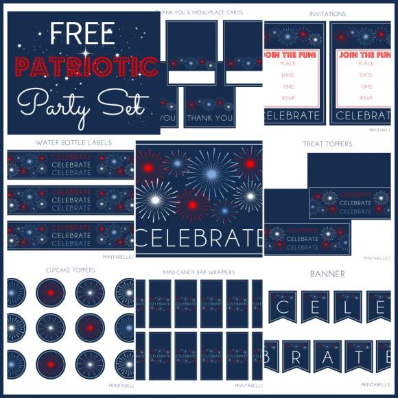 Free patriotic printable 5