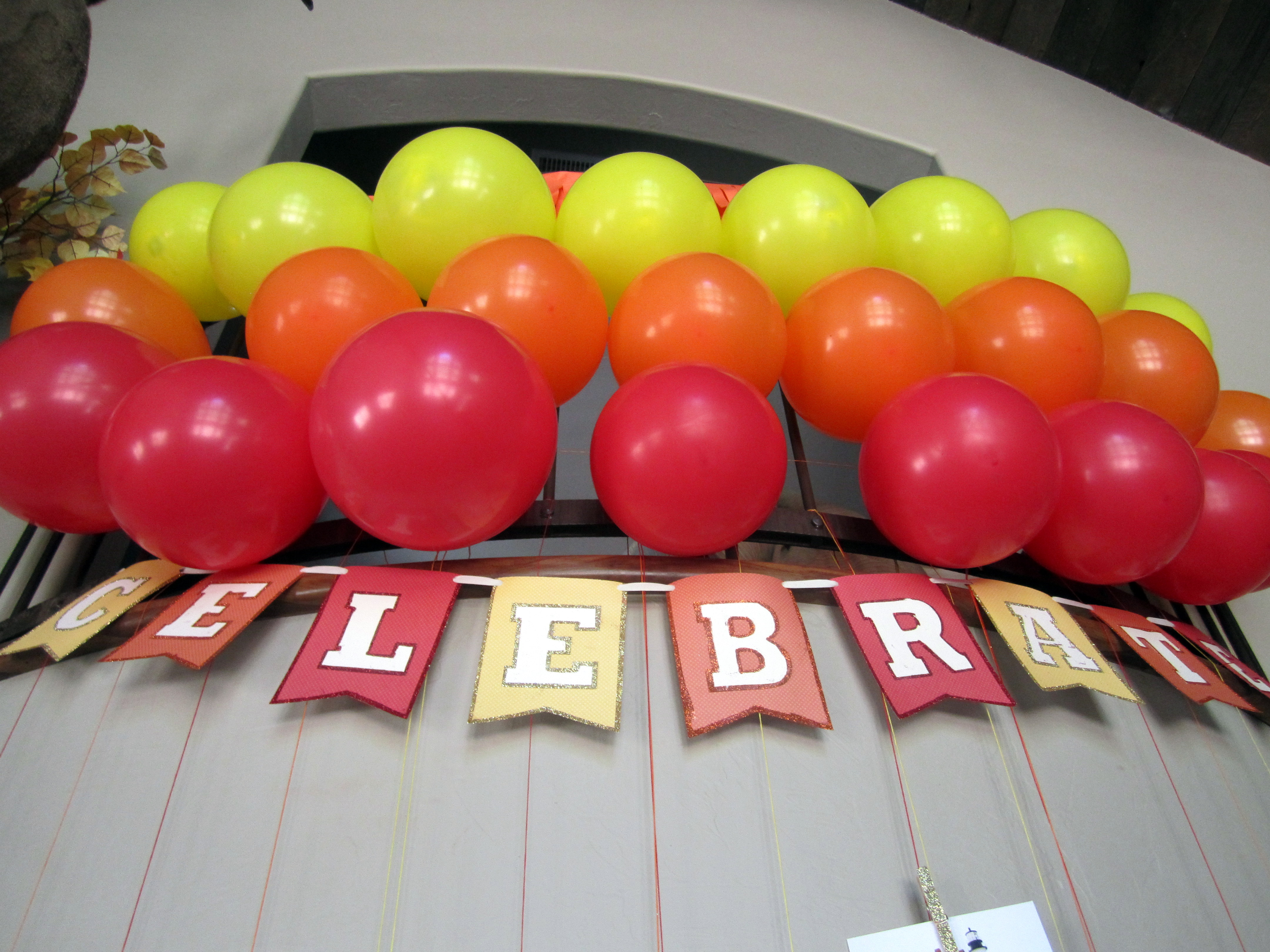 Simple Birthday Party Decorations