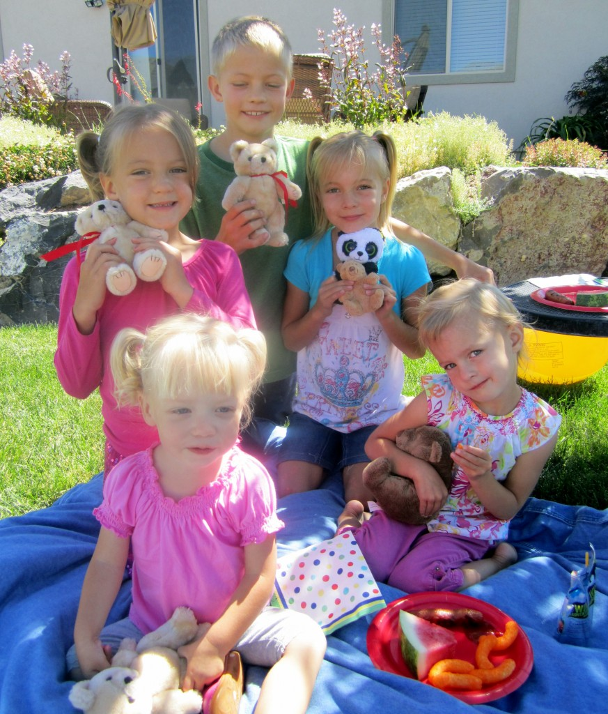 Teddy Bear Picnic Fun!