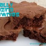 Brownie recipe chocolate buttercream