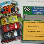car racing invite