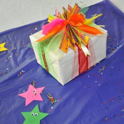 Dora the Explorer birthday party centerpiece