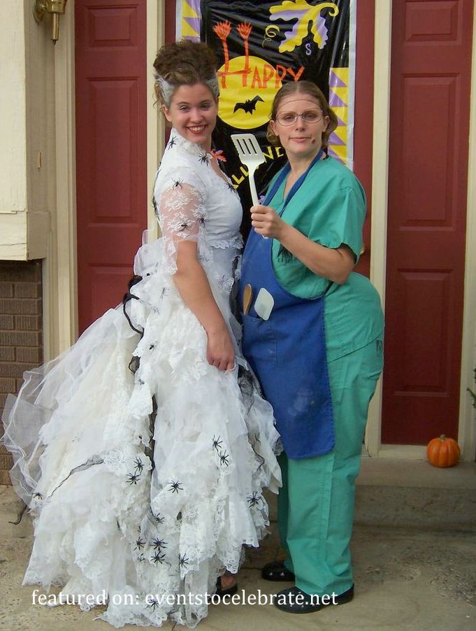 DIY Halloween Costumes & DIY Halloween Costumes -35+ ideas from eventstocelebrate.net