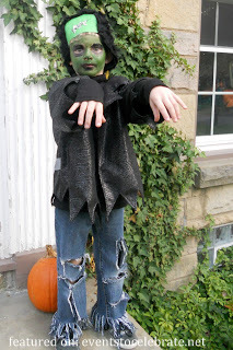 Frankenstein Halloween Costume