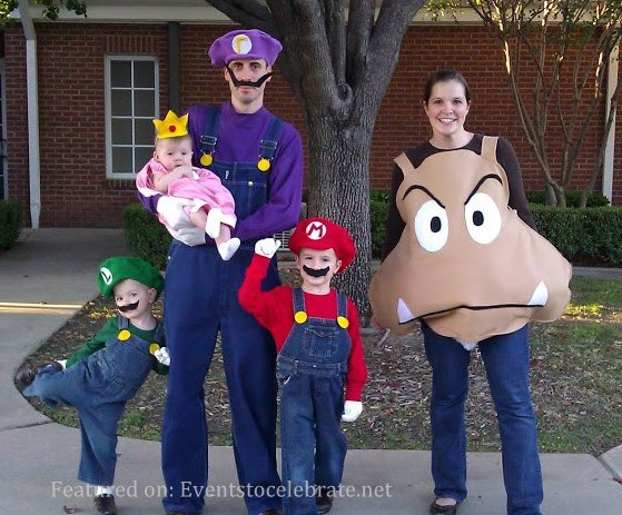 35+ Couples Halloween Costumes and Group Halloween Costumes  sc 1 st  events to CELEBRATE! & Halloween Group u0026 Couples Costumes - events to CELEBRATE!