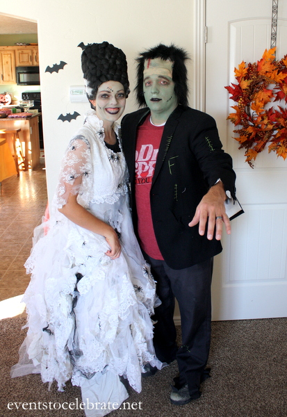 Frankenstein and Bride of Frankenstein