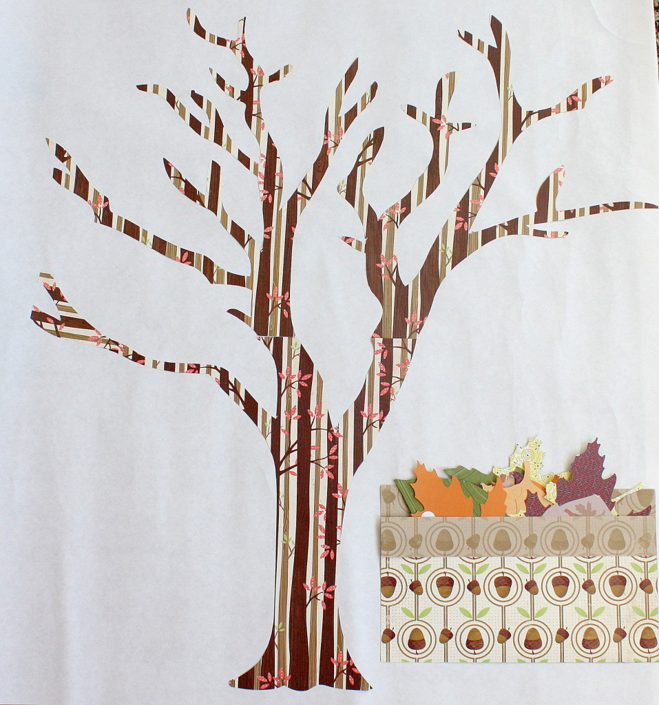 Thankful Tree - Thanksgiving Craft
