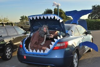 Trunk or Treat Jonah and the Whale