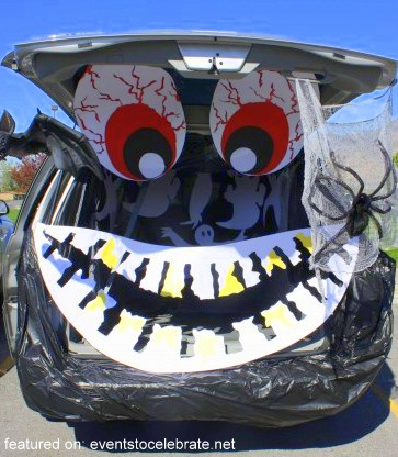 Trunk Or Treat Ideas - more than a dozen trunk or treat ideas! Events To Celebrate