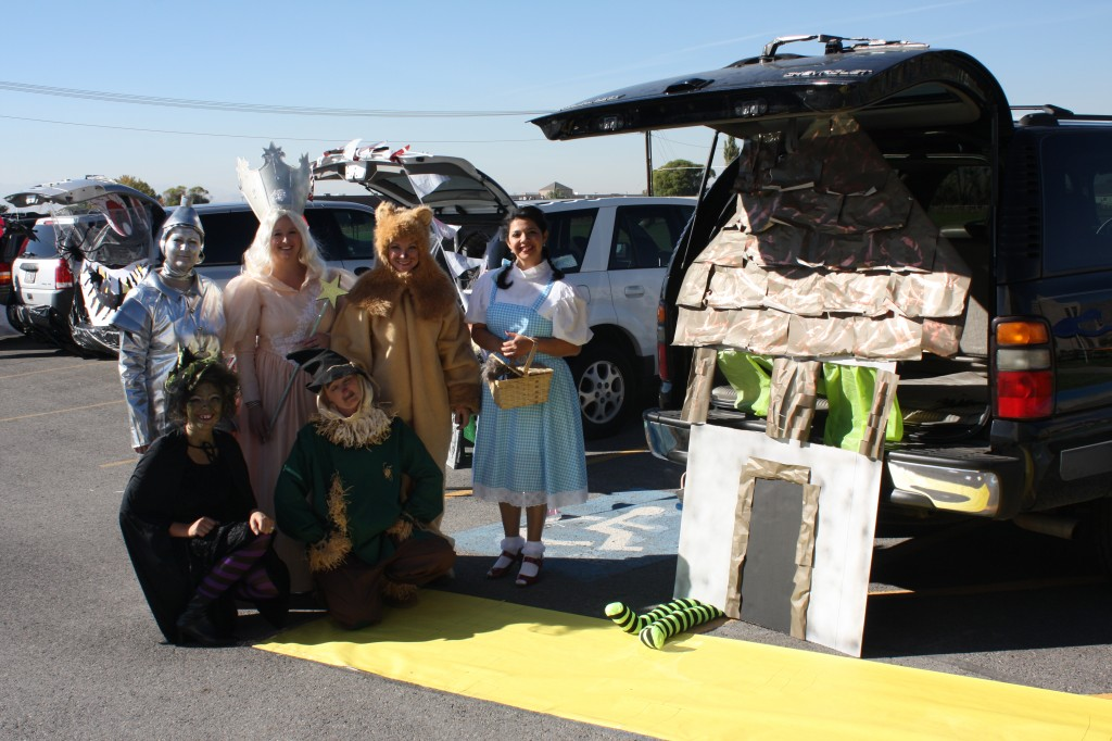 Trunk or Treat Wizard of Oz