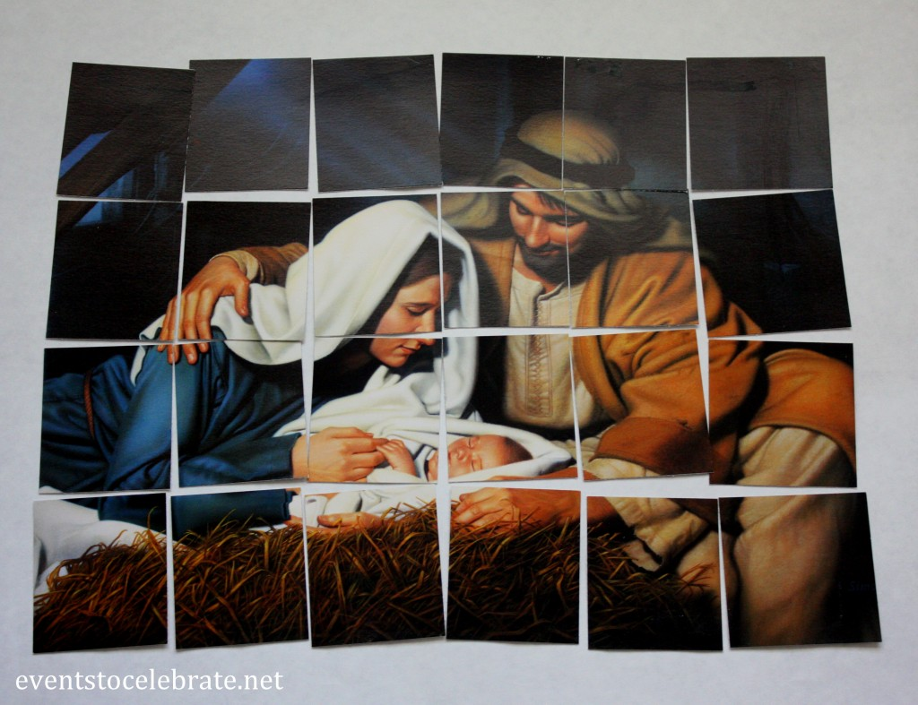 Christmas Advent Calendar - Random Acts of Kindness
