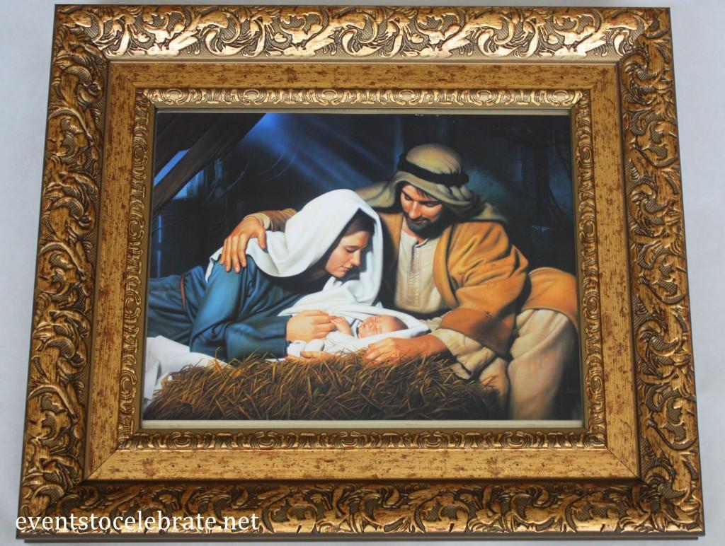 Christmas Advent Calendar - Service Calendar
