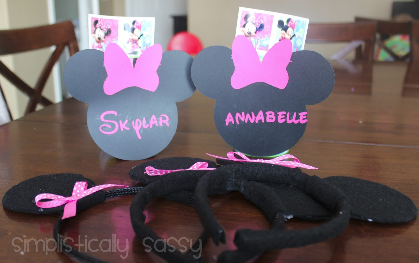 Homemade Minnie Mouse Cake Ideas