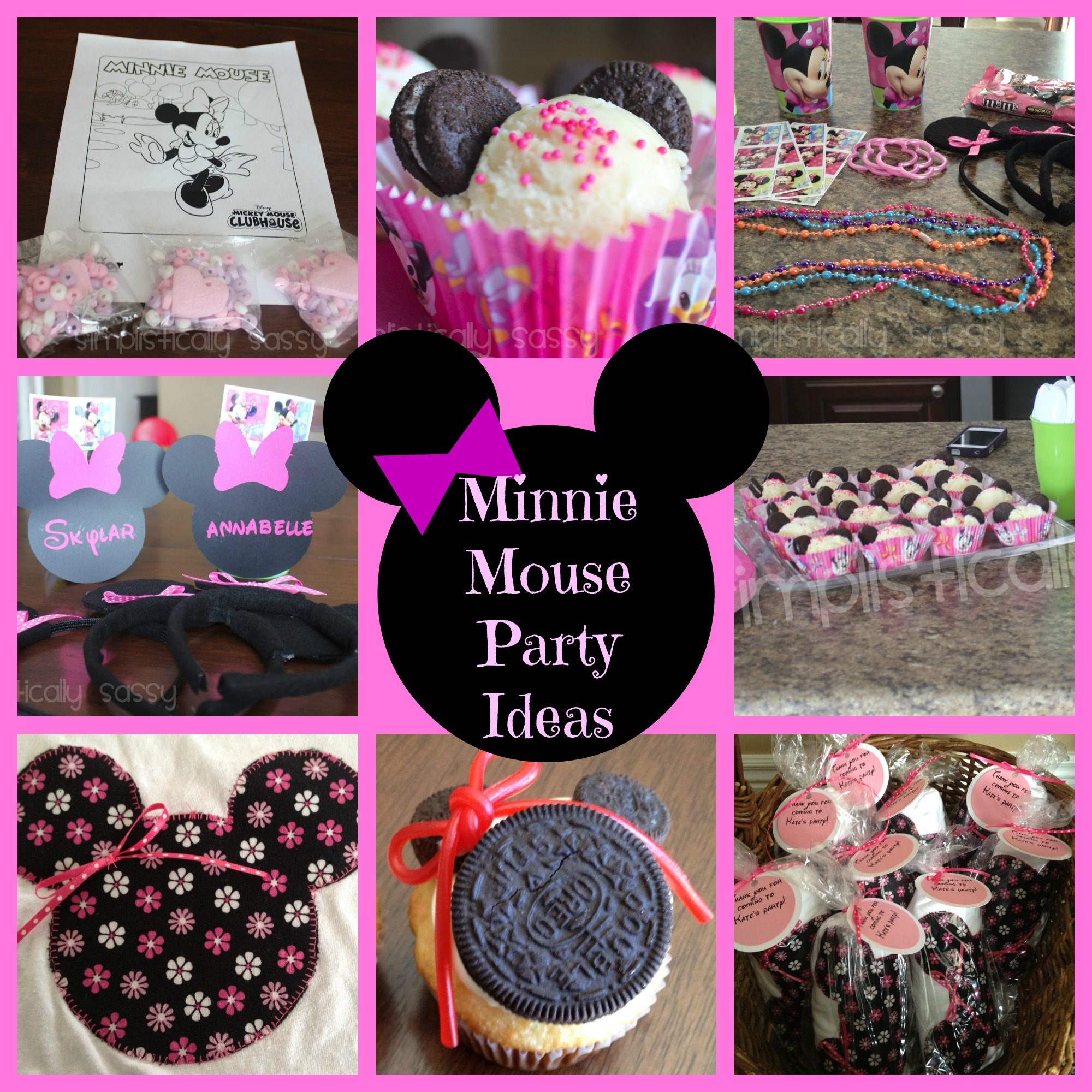 minnie mouse birthday party Archives - events to CELEBRATE!