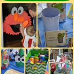 Sesame Street Activities & Crafts