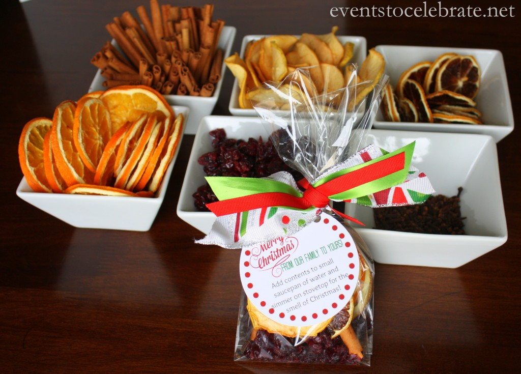 Homemade Christmas Food Gifts Recipes