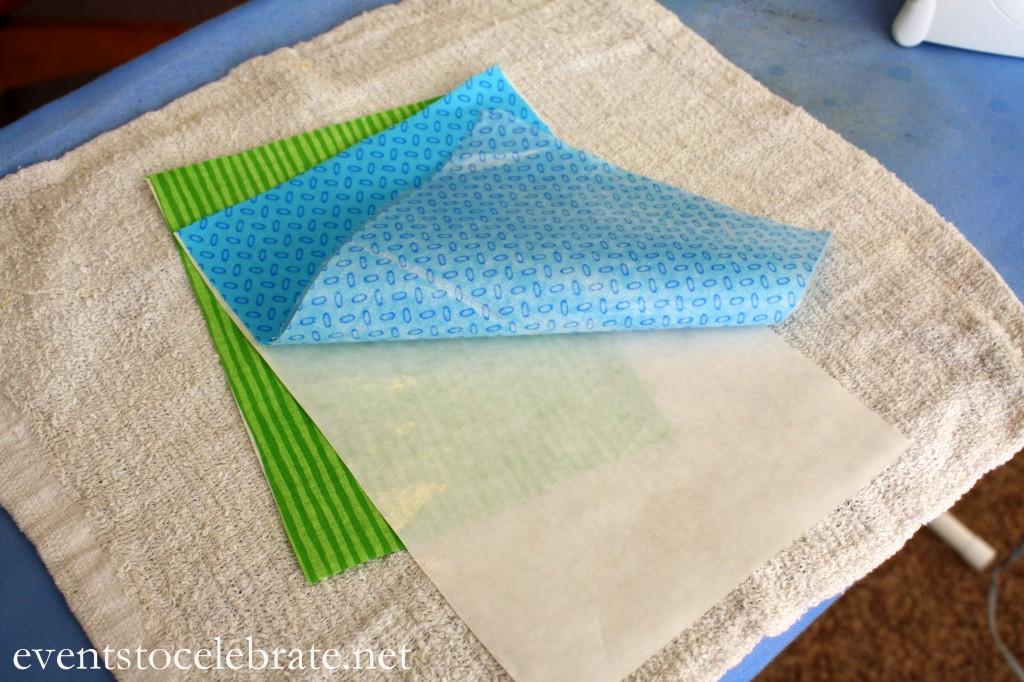 Fabric Applique Onesie Tutorial - events to CELEBRATE!