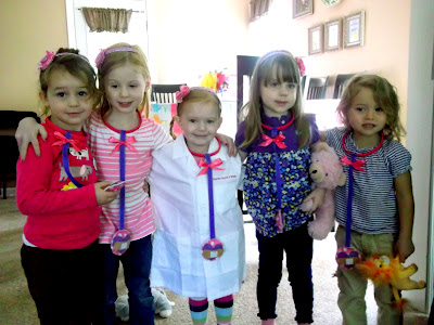 Doc McStuffins Birthday Party - events to CELEBRATE!