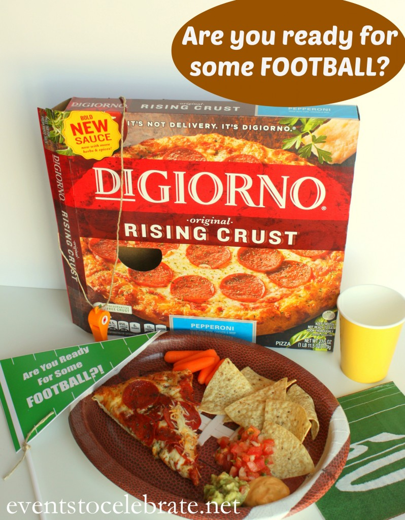 Football Party Ideas - events to CELEBRATE! #gametimegoodies #shop
