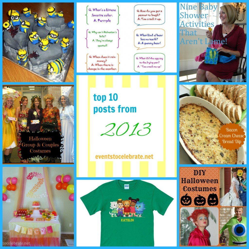 Top Posts Events To Celebrate