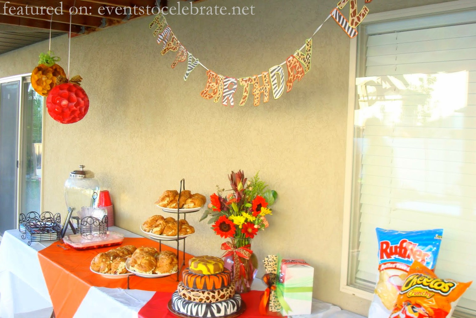 decor decorations moms ideas theme birthday photo party jungle dsc decoration aicaevents passionate