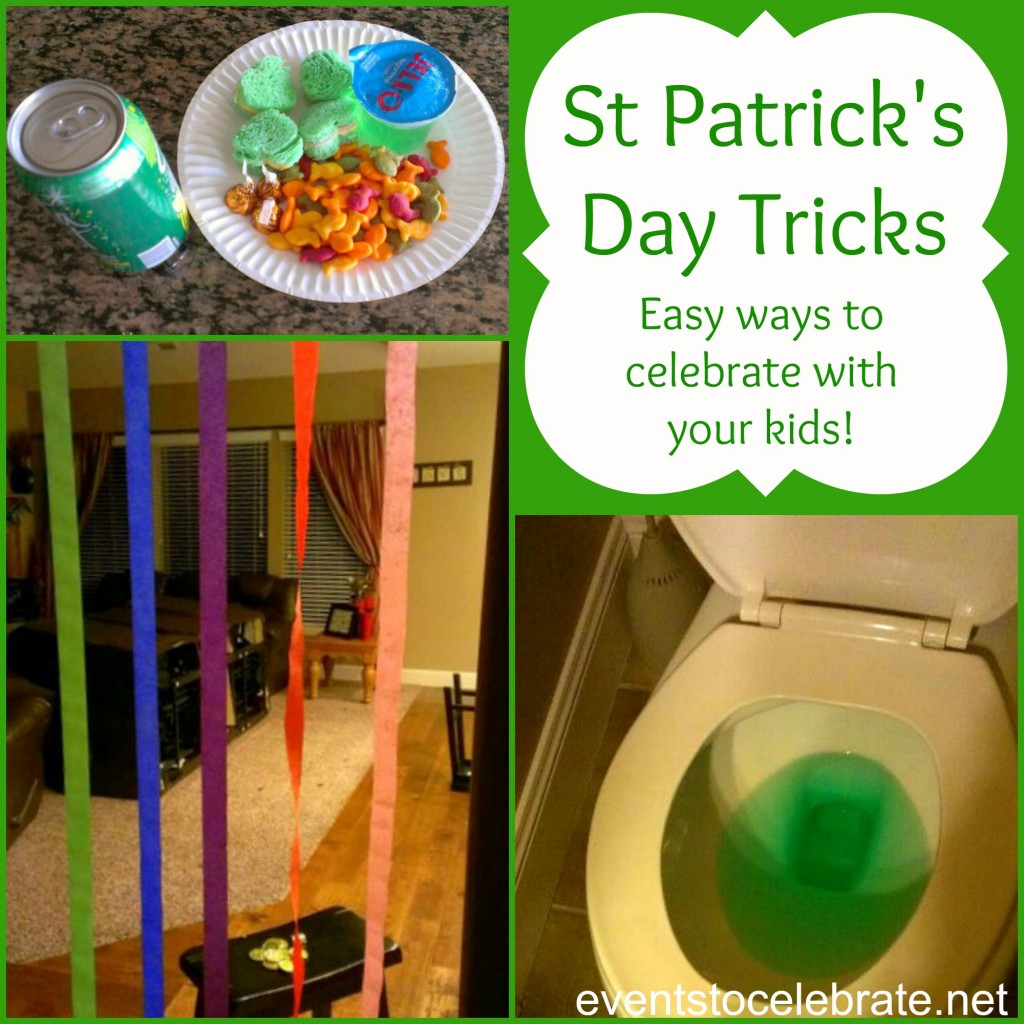 St Patricks Day Tricks - Events To Celebrate
