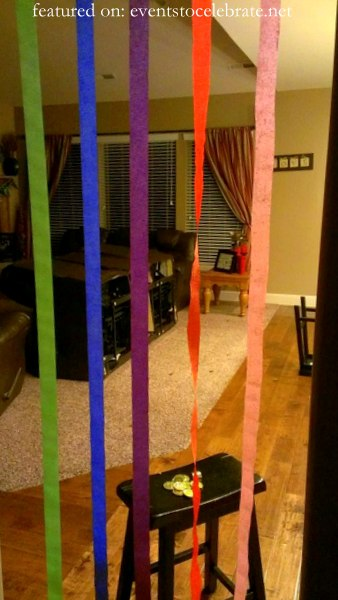 St Patricks Day Tricks - Rainbow Entrance