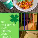 St. Patrick's Day Tricks and Treats