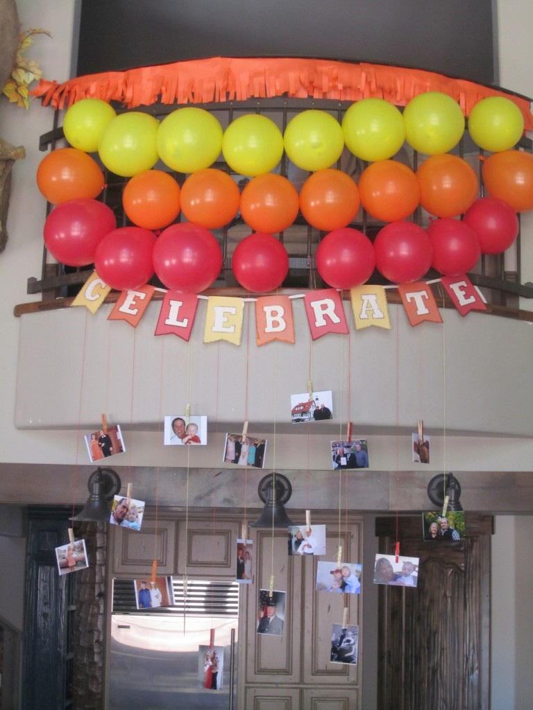 Bold Birthday Decorations