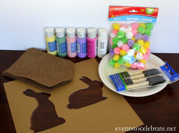 Easter Burap Banner Supplies - Events To Celebrate