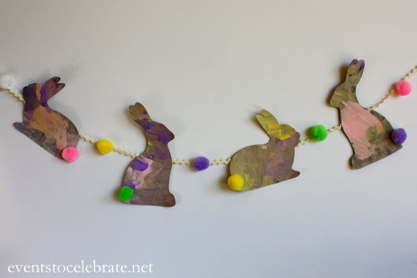 Kids Easter Craft - Events To Celebrate