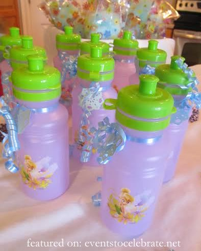 Tinkerbell & Periwinkle Birthday Party Details
