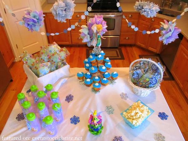 Tinkerbell party