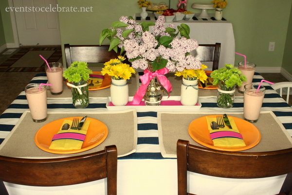 Mothers Day Brunch Tablescape - eventstocelebrate.net