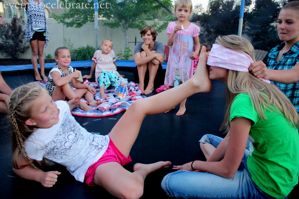 Slumber Party Activities - Truth or Dare