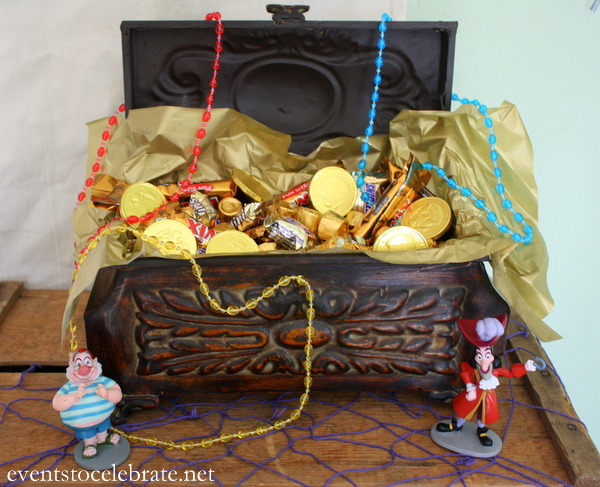 Jake and the Neverland Pirates Party Decor